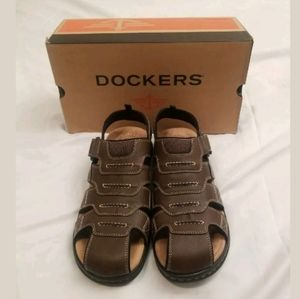 NEW Dockers Searose Men's Fisherman Sandals